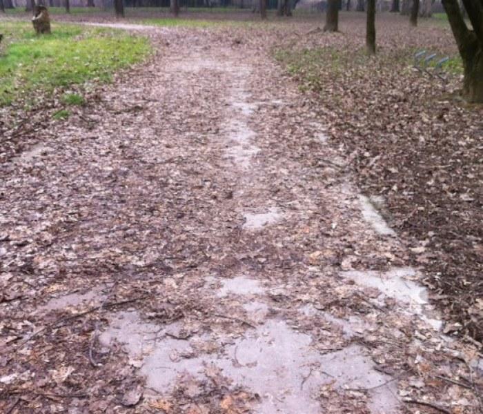 Abbandonate le periferie, abbandonati i parchi
