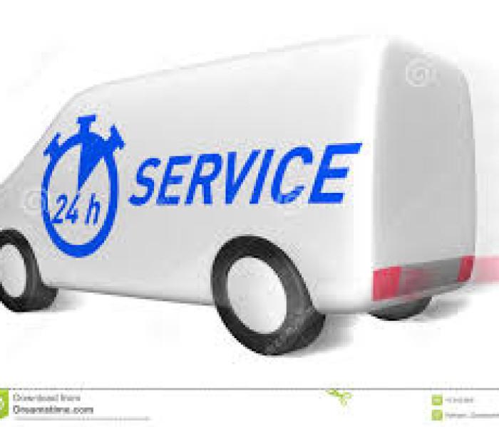…per spirito di servizio