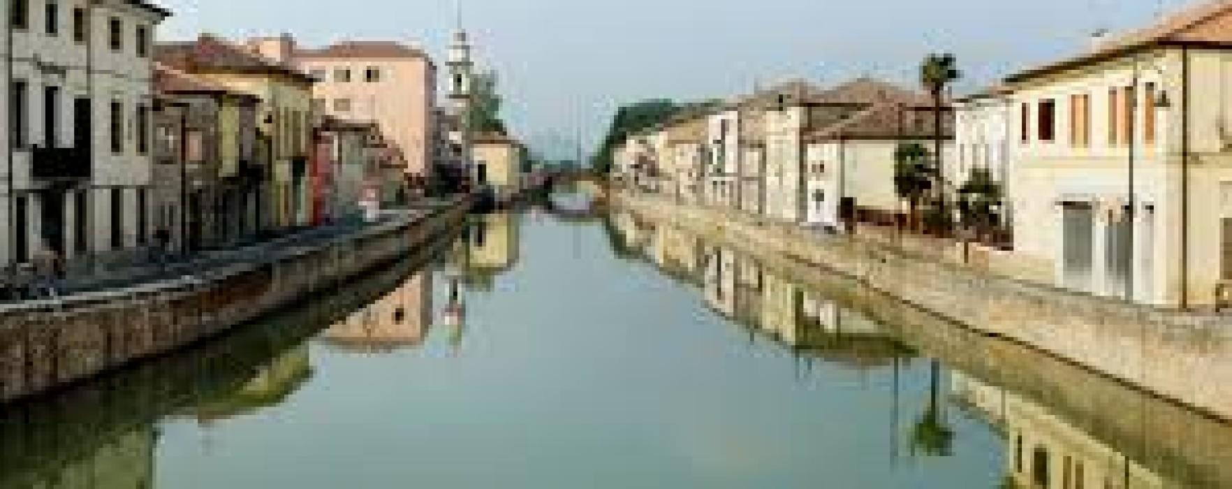 SICUREZZA IDRAULICA DELLA CITTA'  CANALE SCOLMATORE PADOVA-VENEZIA