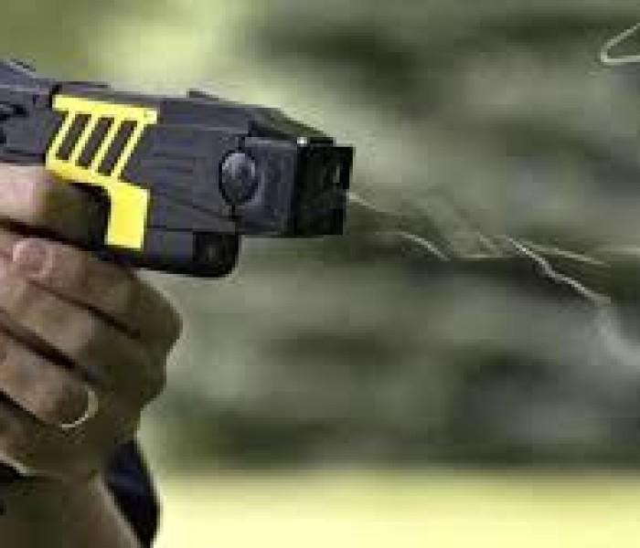 IL TASER (pistola a laser) ai vigili?