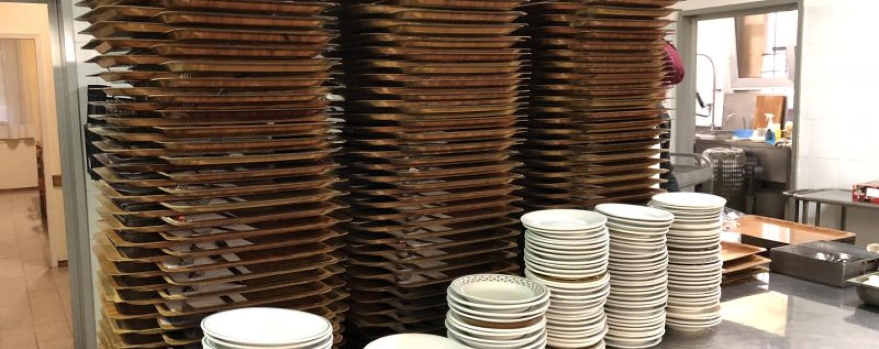 Cucine popolari: varcare la soglia