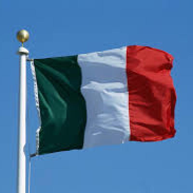 IN NOME DEL POPOLO ITALIANO!
