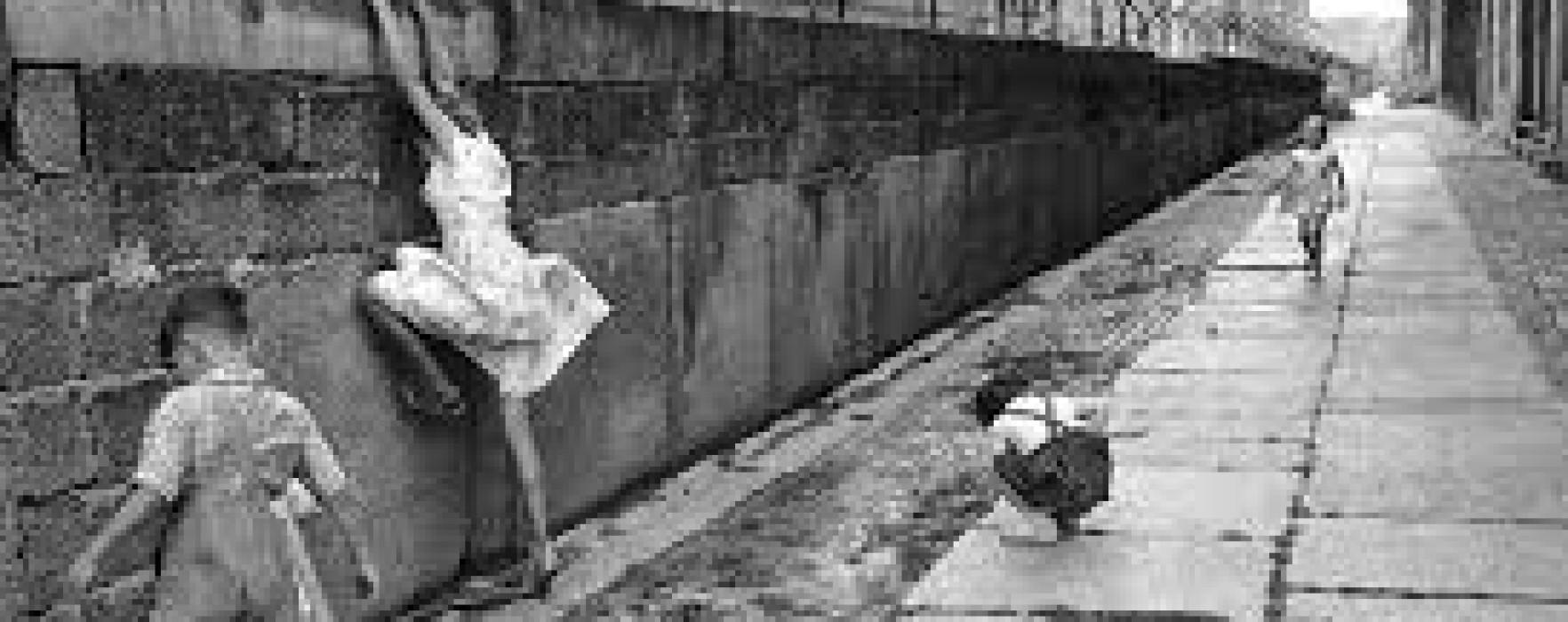 1989 Die Berliner Mauer, II muro di Berlino. 1-nessuno 100.000