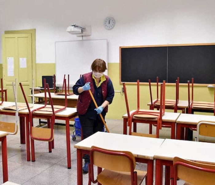 La scuola ai tempi dell'epidemia: chissà!