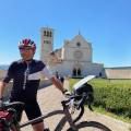 Il Cammino di Sant'Antonio e Assisi- in bici